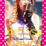 ★5月3日(日) は Yumi's Birthday!