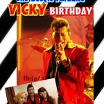 ★11月27日(日)Vicky誕生日